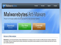 Malwarebytes anti-spyware